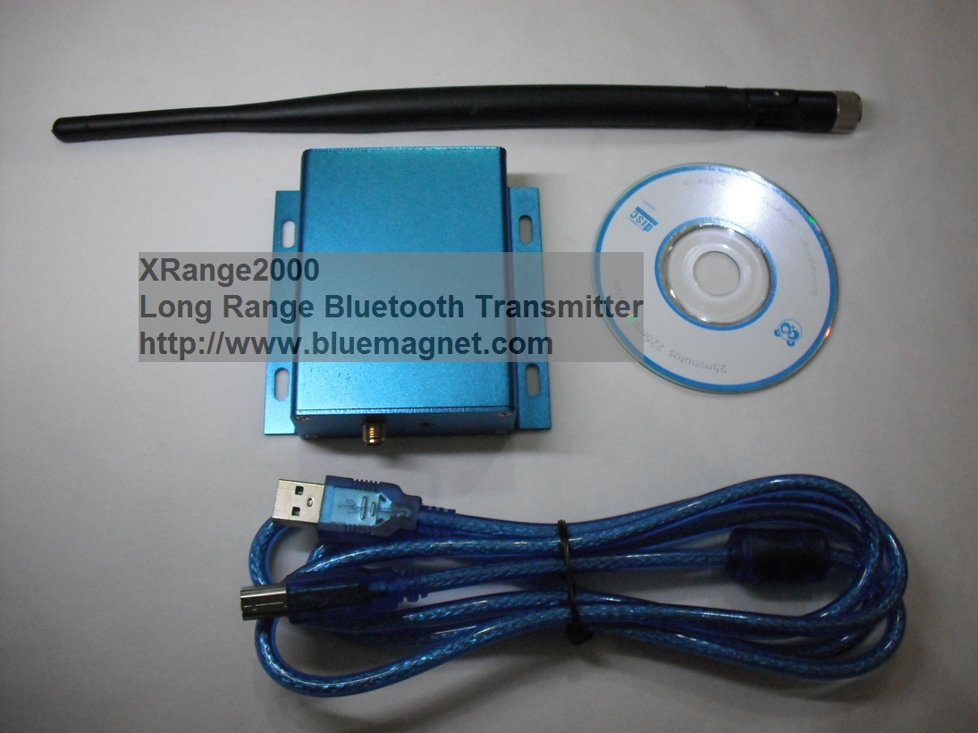 Long Range Bluetooth 1.0